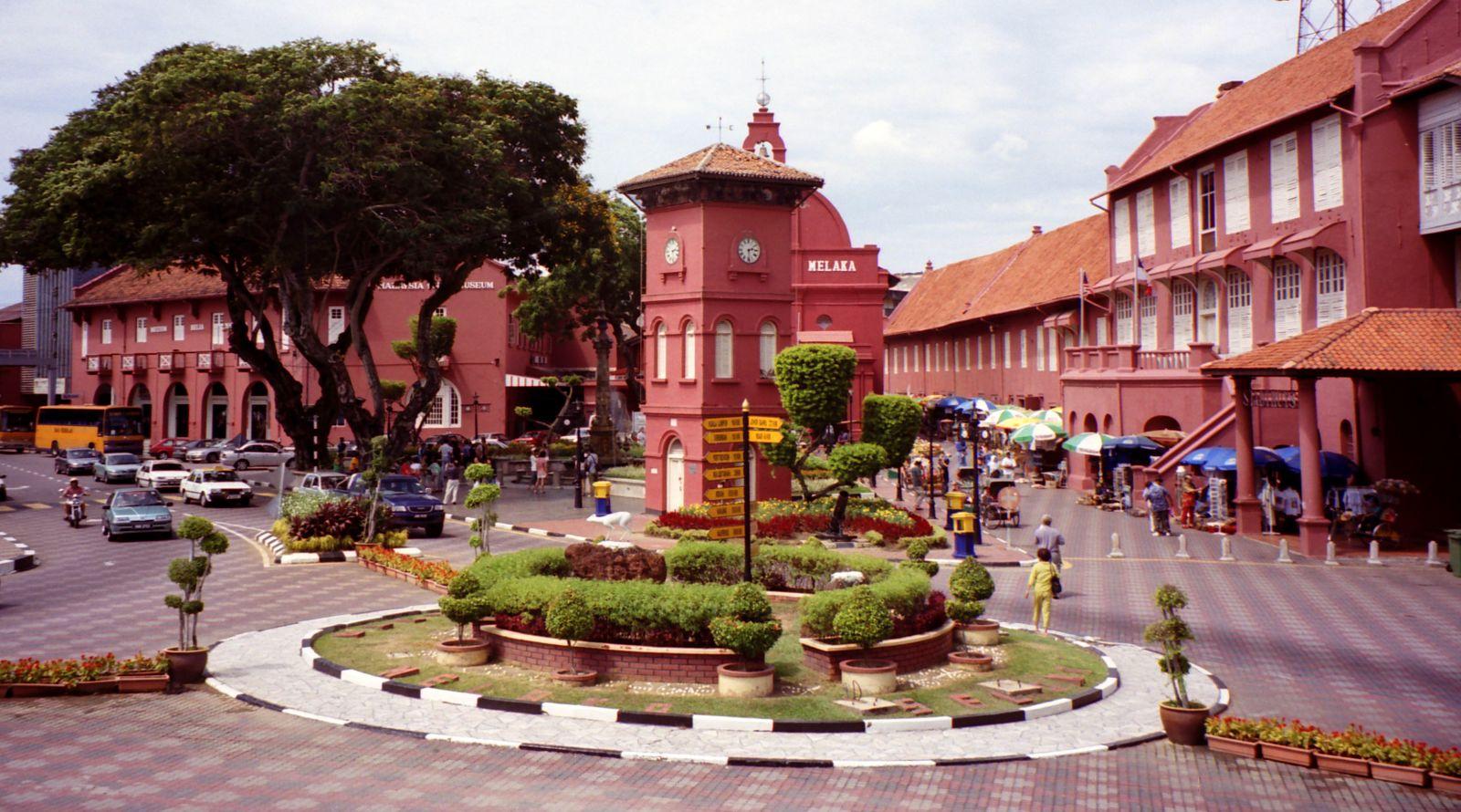 quang truong do Melaka