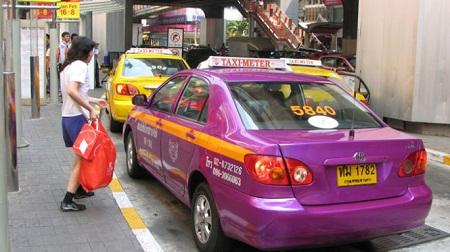 taxi o thai lan 2