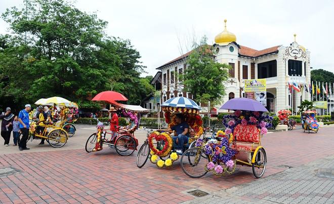 xich lo Malacca
