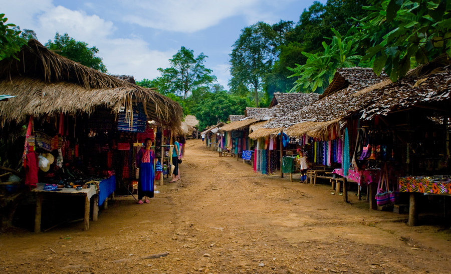 Long Neck Village 1