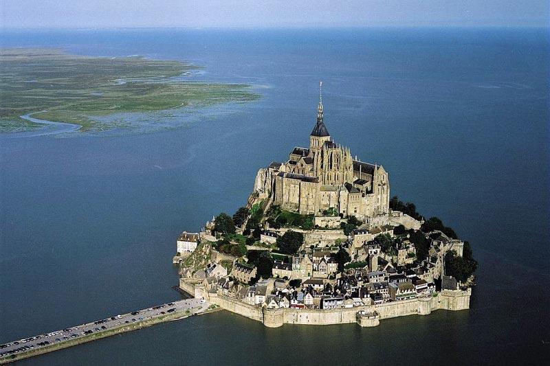 Mont St Michel o phap