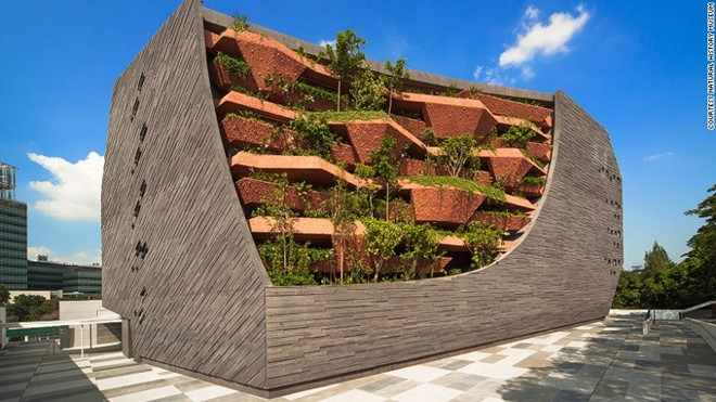 bao tang Lee Kong Chian singapore 3