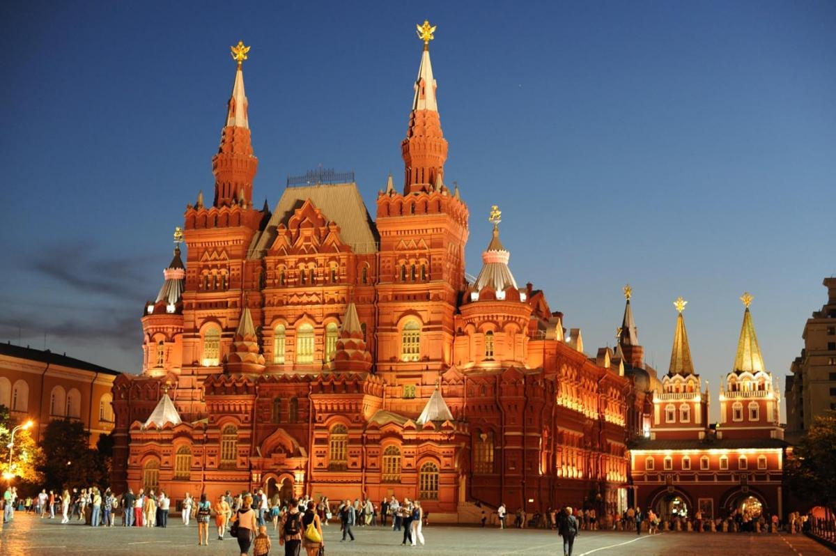 cung dien Kremlin