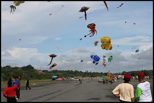 le hoi Kite Festival 2