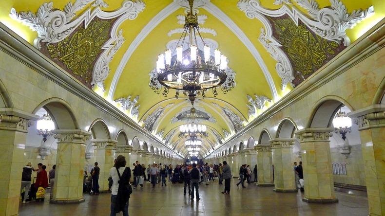 tram Novoslobodskaya
