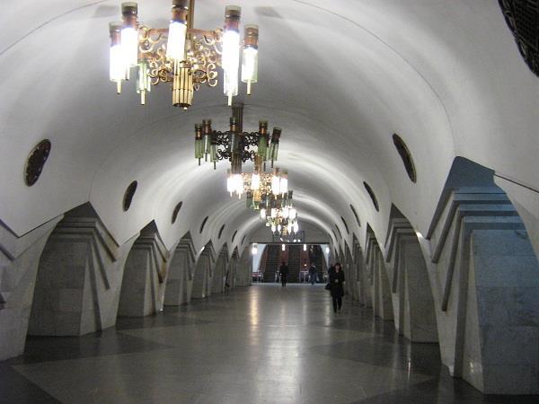 tram pushkinskaya
