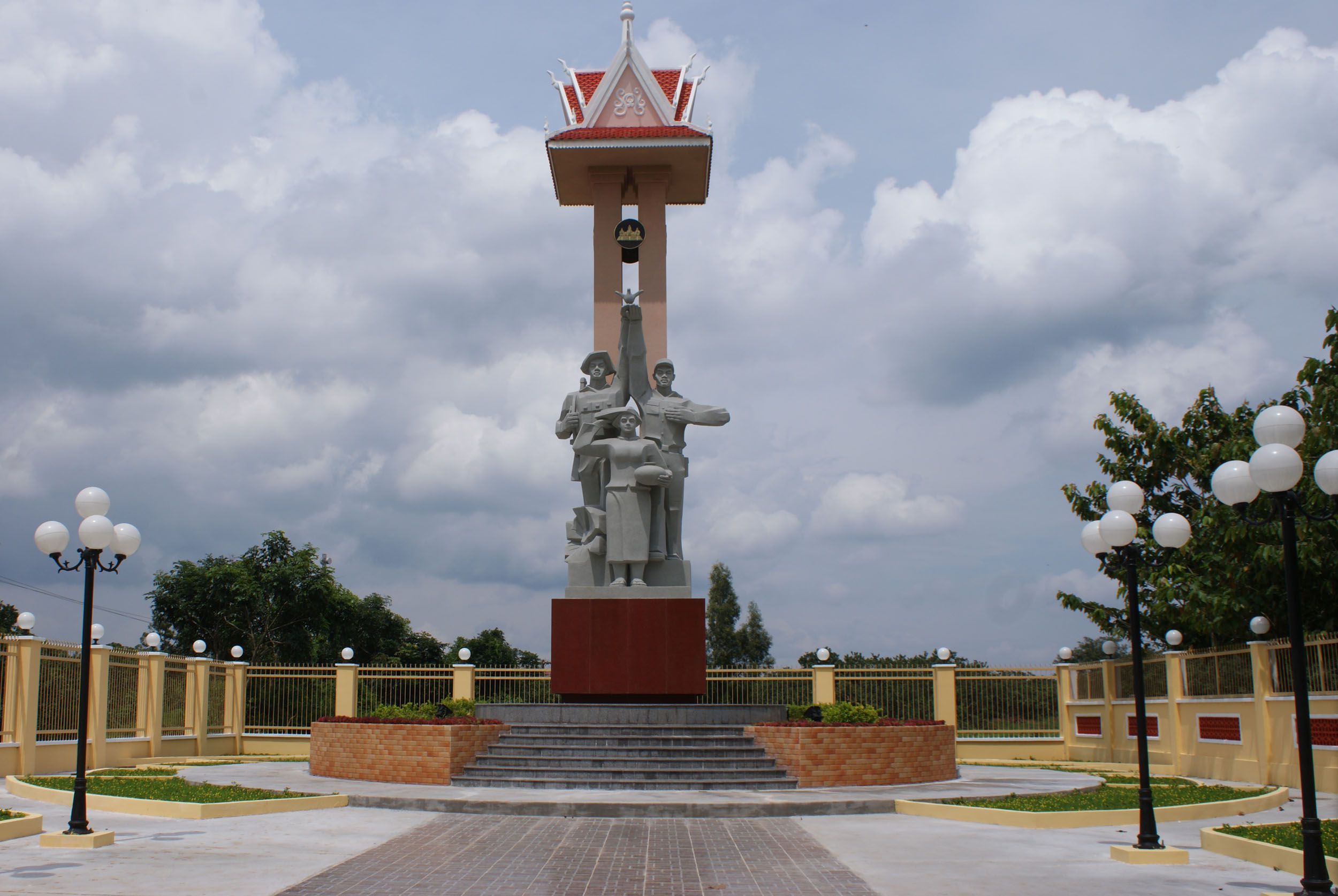 tuong dai huu nghi Viet Nam Campuchia 1