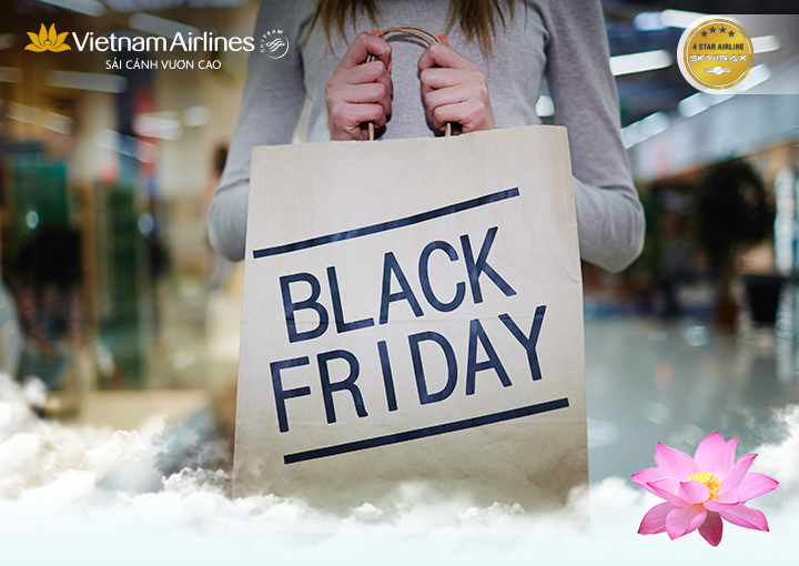 Photo of Black Friday – Vietnam Airlines Giảm 20% Giá Vé