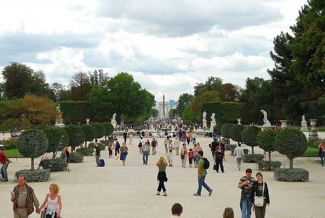 Tuileries Garden 3