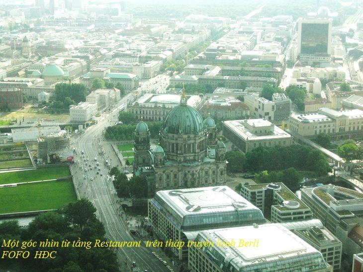 Berlin Fernsehturm 5