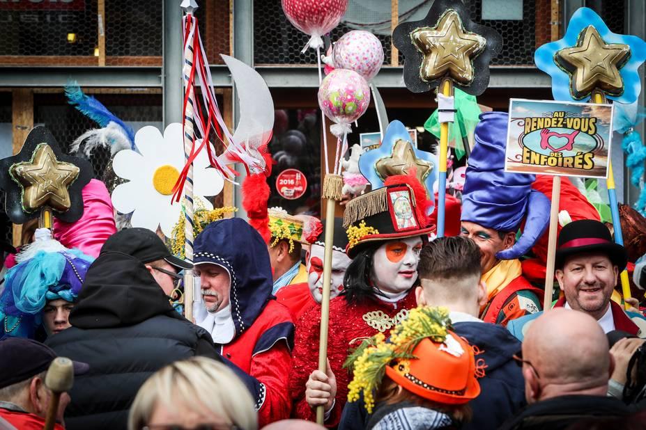 Carnaval de Binche 2