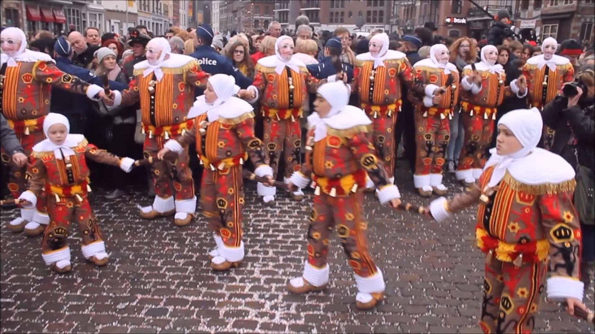 Carnaval de Binche 3