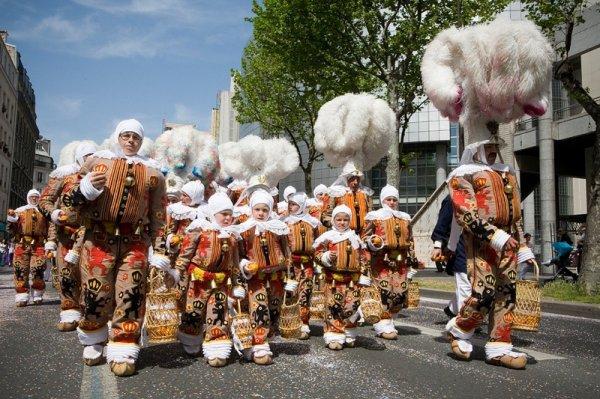 Carnaval de Binche 4