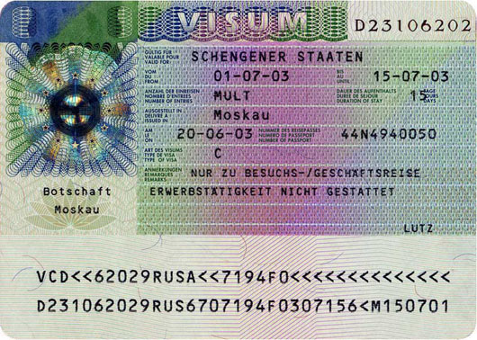 Luxembourg Visa 2