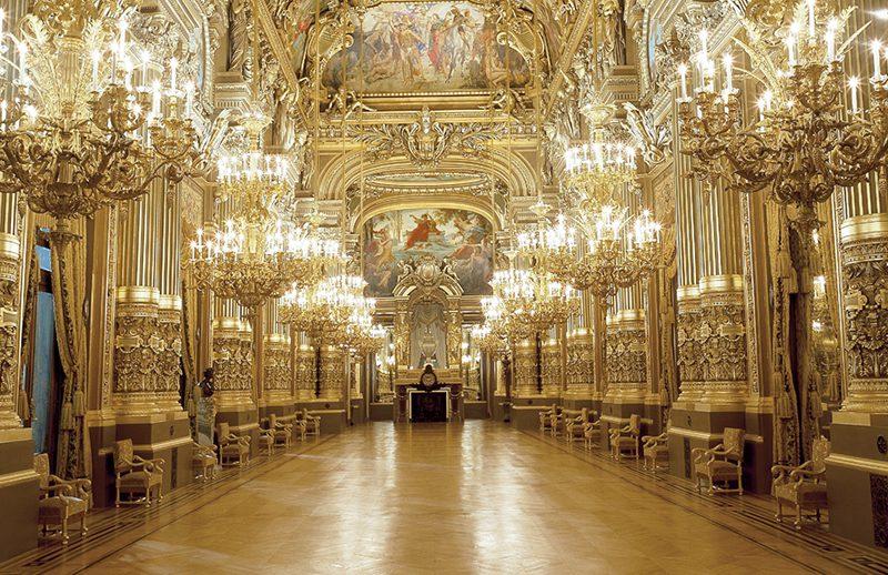 Opera Garnier Opera Bastille 3