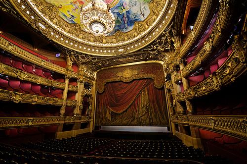 Opera Garnier Opera Bastille 4