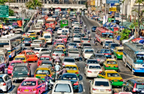 Photo of Thái Lan hạn chế du khách một số nước đi xe tự lái vào du lịch