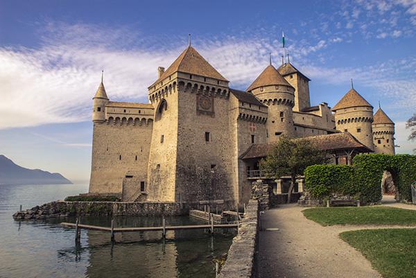 chillon castle 2