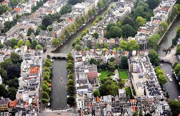 kenh dao o Amsterdam 1