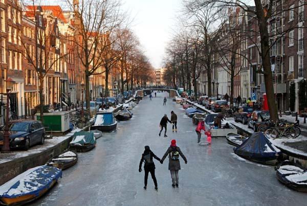 kenh dao o Amsterdam 5