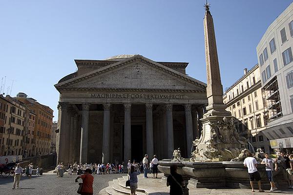 7 dia diem du lich mien phi o Rome 8