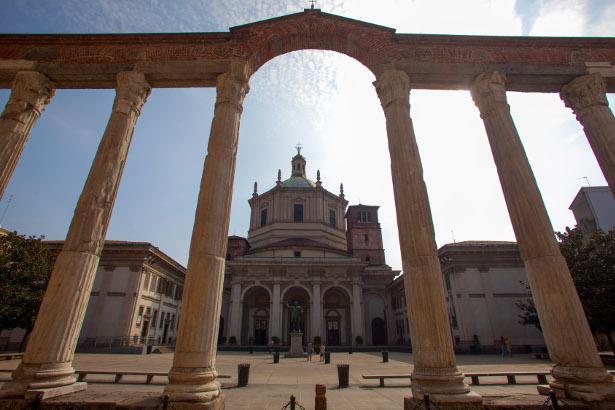 Basilica di San Lorenzo 5