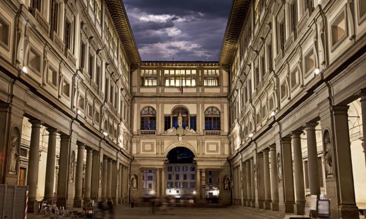 Galleria degli Uffizi 1