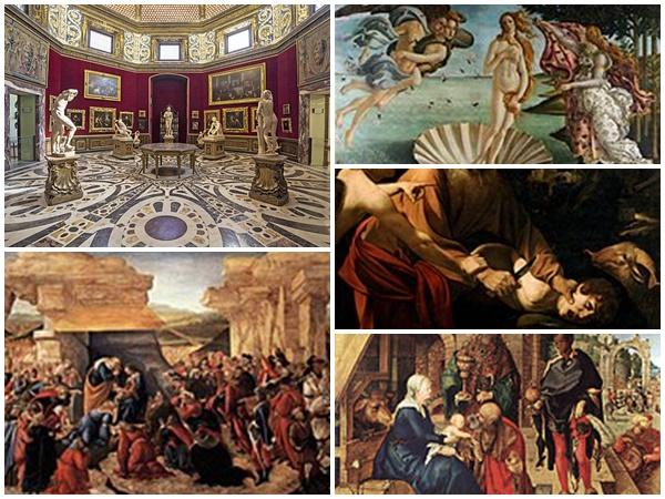 Galleria degli Uffizi 4