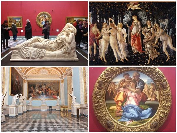Galleria degli Uffizi 5