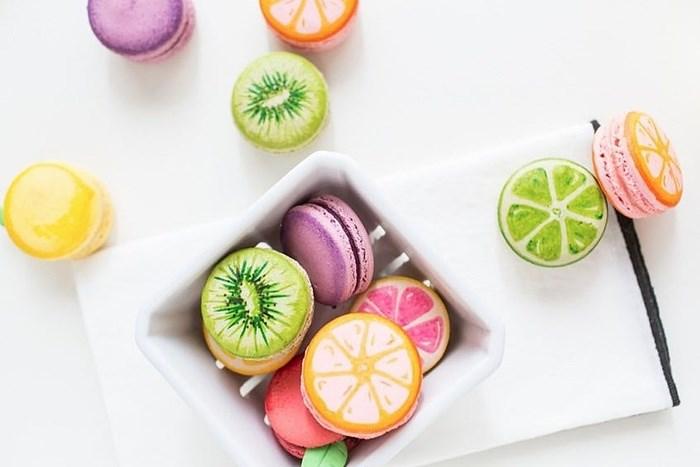 banh Macaron 2