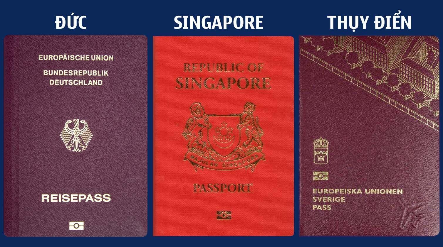 ho chieu singapore quyen luc nhat TG 2