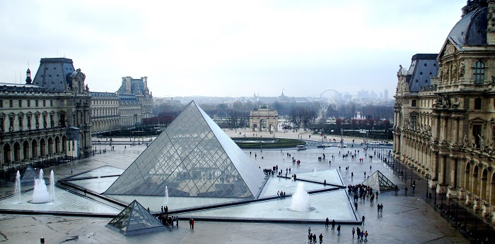 nhung diem tham quan mien phi o Paris 1