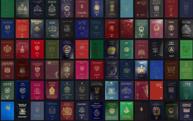 Photo of Tìm hiểu ý nghĩa màu sắc của những tấm hộ chiếu trên thế giới