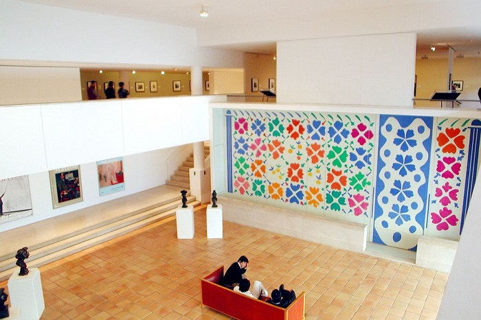 Bao tang Matisse 3