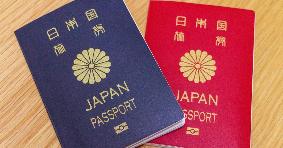 passport nhat ban