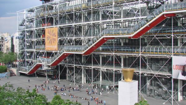 Georges Pompidou 1