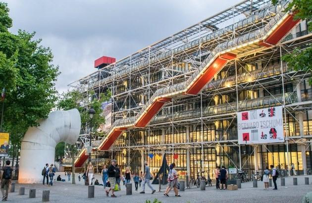Georges Pompidou 2