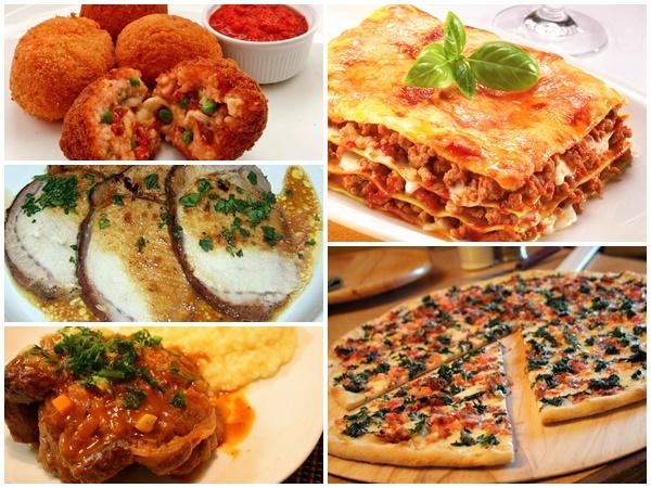 Photo of Những món ăn ngon nức tiếng của Italia