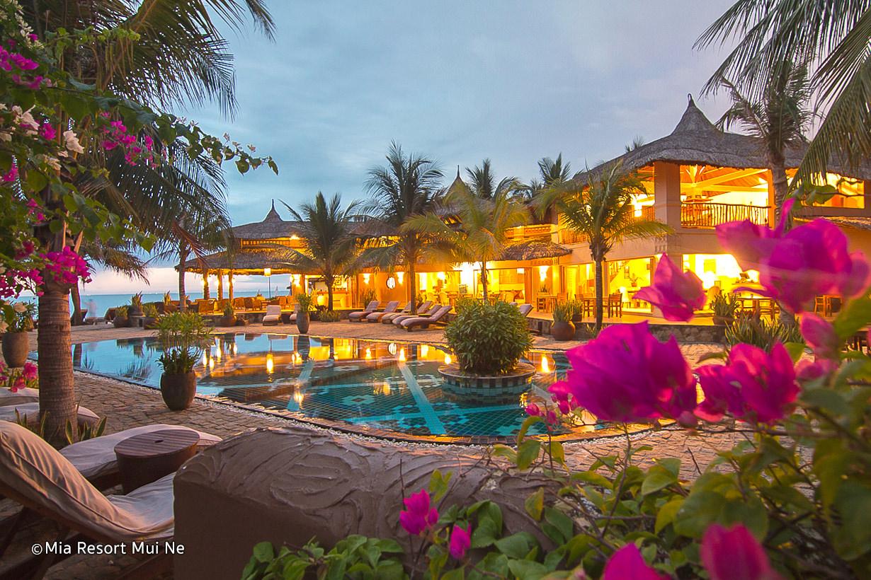 """Photo of 12 Resort đúng chuẩn """"sang chảnh"""" trên cung đường resort ở Mũi Né"""