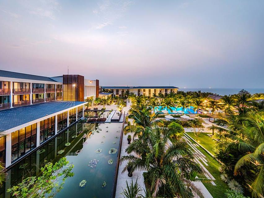 Photo of Liêu xiêu trước top 15 Resort đẹp và sang chảnh bậc nhất Hội An