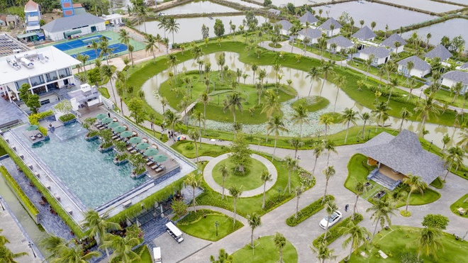 Photo of Cocoland River Beach Resort & Spa – nơi giao hòa giữa sông, biển, đất, trời