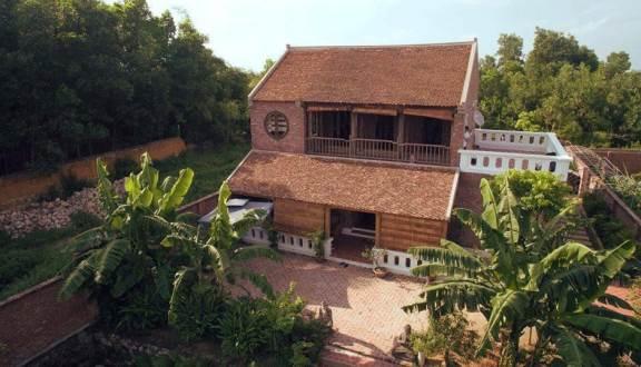 Photo of Zen Villa – ngôi biệt thự mang hương vị cổ kính của làng quê Việt Nam tại Bắc Ninh