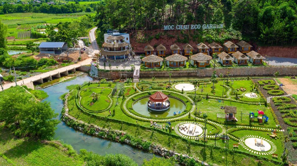 Photo of Tìm chút bình yên tại Mộc Châu Eco Garden Resort