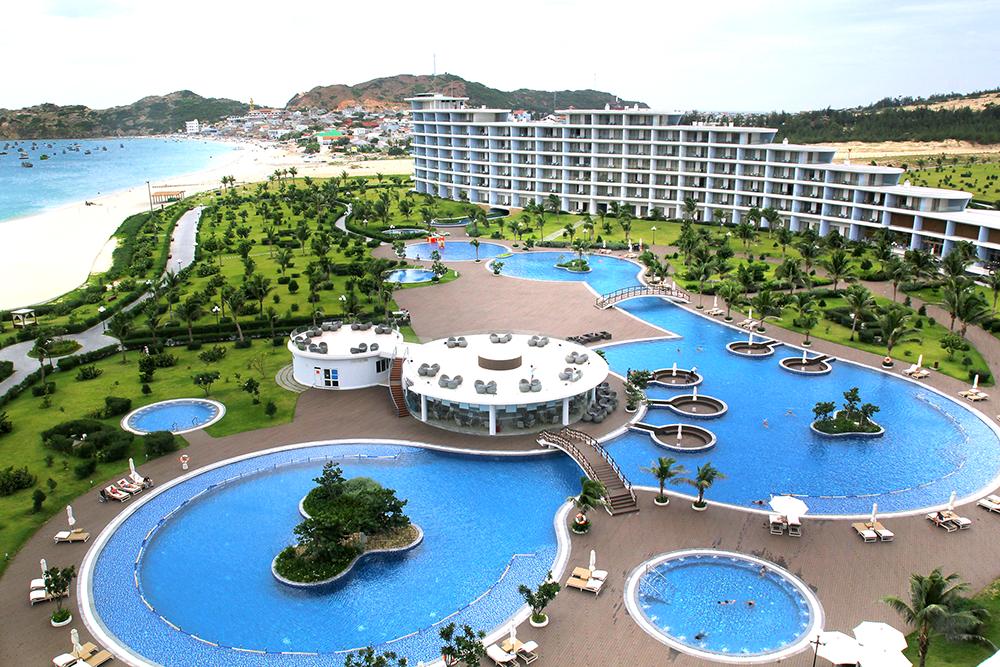 """Photo of Top 8 Resort """"sang chảnh"""" tại Quy Nhơn"""