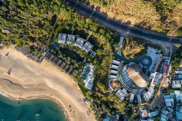 Photo of Vẻ đẹp quyến rũ của Casa Marina Resort tại Gềnh Ráng, Quy Nhơn