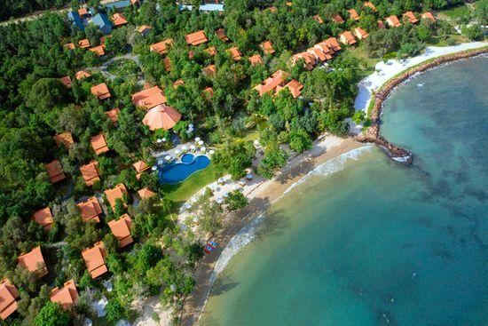 Photo of Hòa cùng thiên nhiên với Green Bay Resort & Spa Phú Quốc