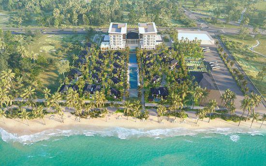 Photo of Hoàn Mỹ Resort, khu nghỉ dưỡng ngập tràn sắc xanh tại Ninh Thuận