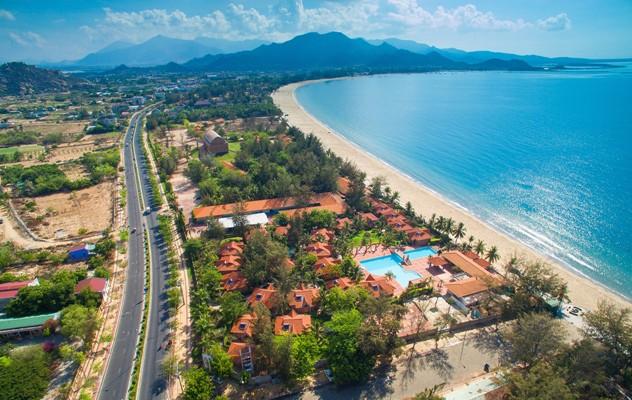 """Photo of TTC Resort, """"thiên đường nghỉ dưỡng"""" đẳng cấp trên bờ biển Ninh Chữ, Ninh Thuận"""