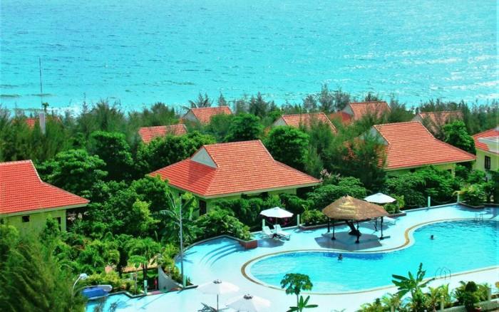 Photo of Hawaii Resort, không gian nghỉ dưỡng mát mẻ và thoáng đãng tại Phú Quốc